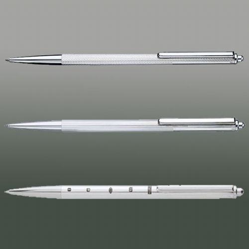 Ladies Lincoln Sterling Silver Pens